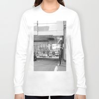 stephen king Long Sleeve T-shirts featuring Stephen Avenue by RMK Creative