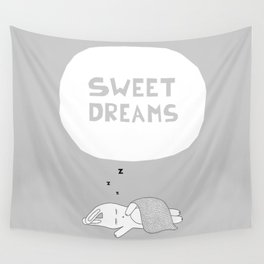 Sweet dreams Wall Tapestry