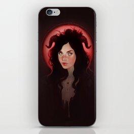 Blood Moon iPhone Skin