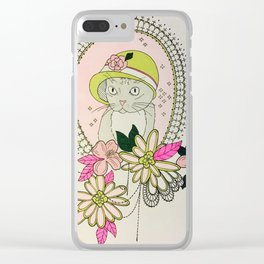 Best Sunday Dress Clear iPhone Case