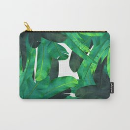 tropic green Carry-All Pouch