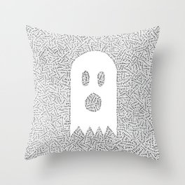 Look Alive, It's Much Cheaper (2019) Throw Pillow
