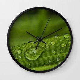 DROPS 5 Wall Clock