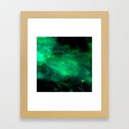Northern Lights (Aurora Borealis) 7. Framed Art Print