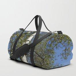 Aspen in Spring Duffle Bag