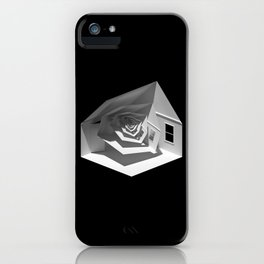 ourhouse.blend [surreal remix] iPhone Case
