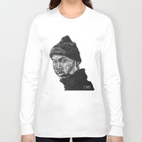 rap Long Sleeve T-shirts featuring Rap God by ZARE