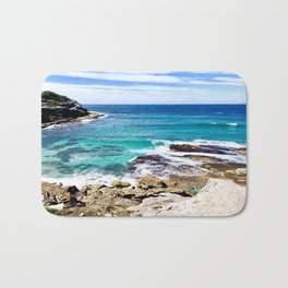 Rocky Beach Bath Mat