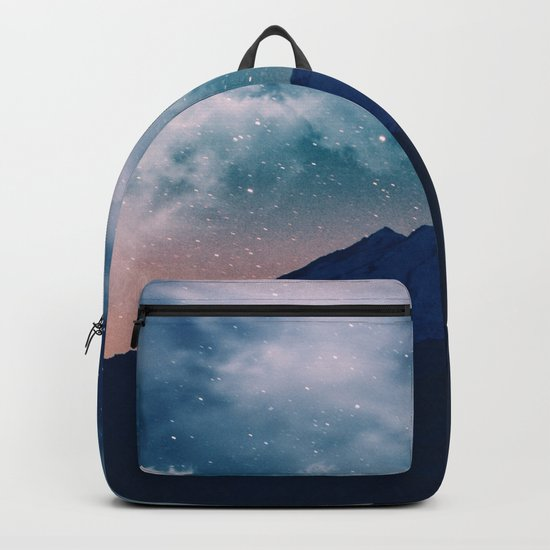 Magic night Backpack