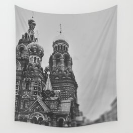 St Petersburg Wall Tapestry