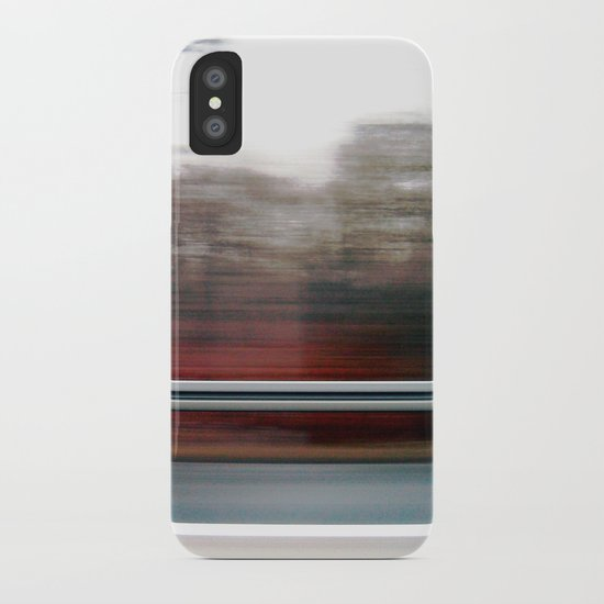 autobahn . iPhone Case