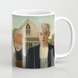 Korean Neo-postmodernism  Coffee Mug