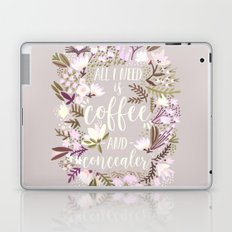Coffee & Concealer – Spring Palette Laptop & iPad Skin