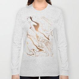 Golden Marble 009 Long Sleeve T-shirt