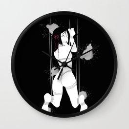 Rikku - Dominant Ruler Wall Clock