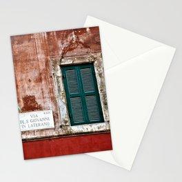The Eternal City Sound Stationery Cards