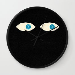 Over There Wall Clock