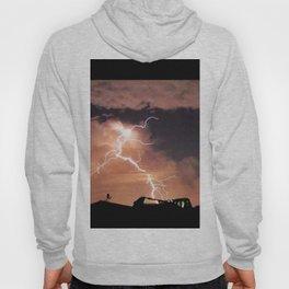 Mister Lightning Hoody
