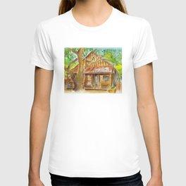 Luckenbach, Texas T-shirt