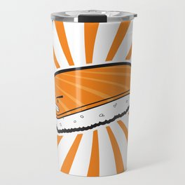Angry Sushi Travel Mug