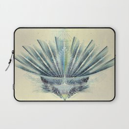 The Feathered Tribe Abstract / II Laptop Sleeve