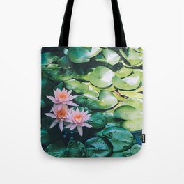 Beauty in the Shadow Tote Bag