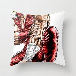 KenshiroRmX Throw Pillow
