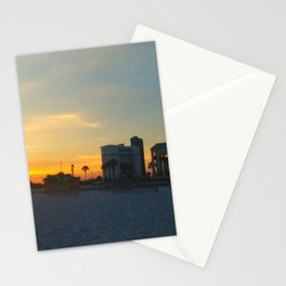 Sunset in Pensacola Stationery Cards