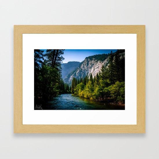Majestic Yosemite by dantakespics