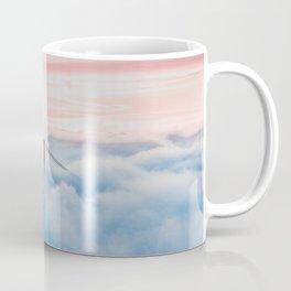 Golden Gate Bridge Above the Clouds Coffee Mug