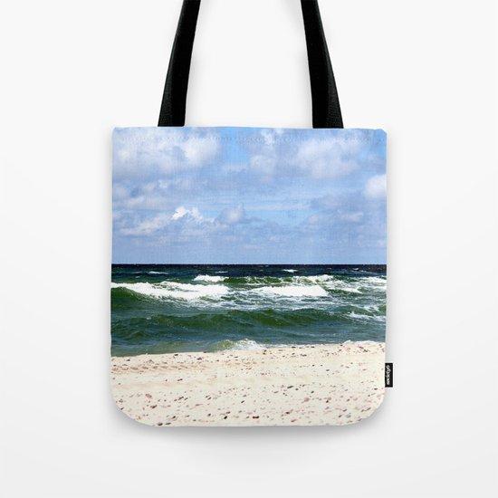 sea calling Tote Bag