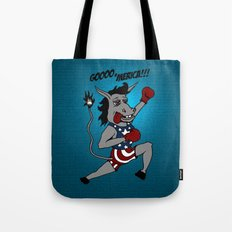 Dem fighting Democrats Tote Bag