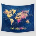 world map oceans and continents 2 by jbjart