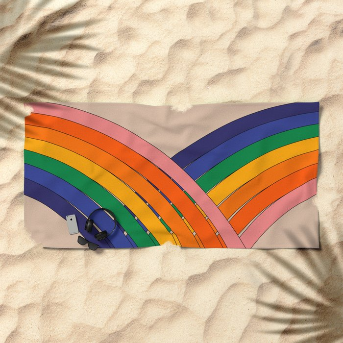 Keep Bouncing Beach Towel