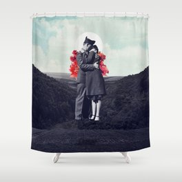 Hold My Breath Shower Curtain