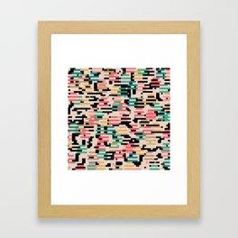 blending mode Framed Art Print