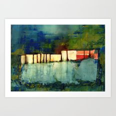 light. Art Print