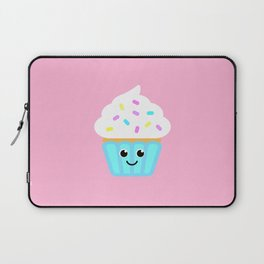 The cutest cupcake in town! Laptop Sleeve
