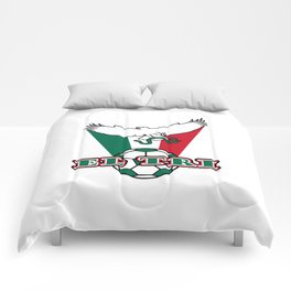 Mexico El Tri ~Group F~ Comforters
