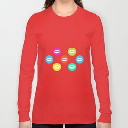 My bright lips Long Sleeve T-shirt