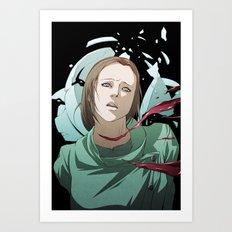 Teacup (Abigail Hobbs) Art Print