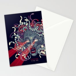 J'accuse Stationery Cards