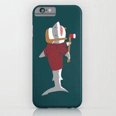 Shark LumberJack iPhone 6s Slim Case