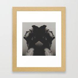 conjoined Framed Art Print