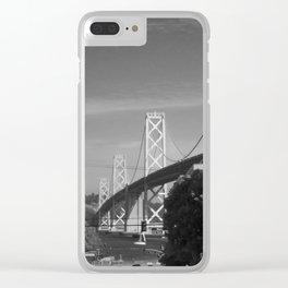 Bridges Clear iPhone Case