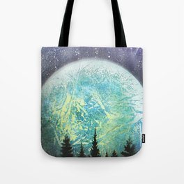 Beyond The Trees Tote Bag