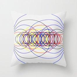 Circle Splendor 8.5 Throw Pillow