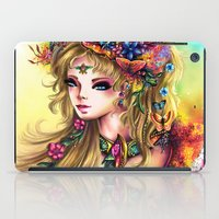 cinderella iPad Cases featuring CINDERELLA by danyDINIZ