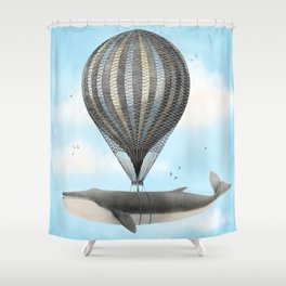 Believe In All Of Your Dreams Shower Curtain
