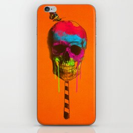 Skull Candy iPhone Skin
